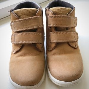 Timberland Toddler Boy Velcro Boots